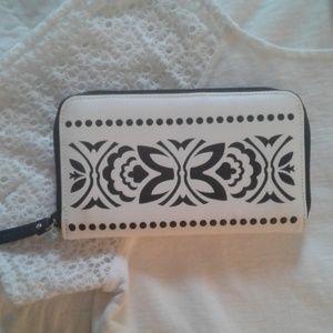 Vera Bradley Cutout Wallet